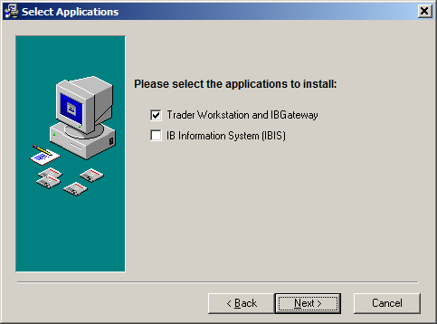 Interactive brokers historical data downloader.