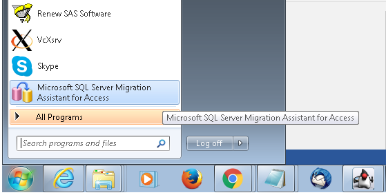 Migrating a Microsoft Access Database to SQL Server – Page 5