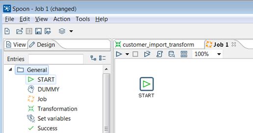 Building ETL Transformations in Pentaho Data Integration