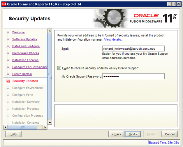 Itec: installing oracle forms and reports 11g release 2.