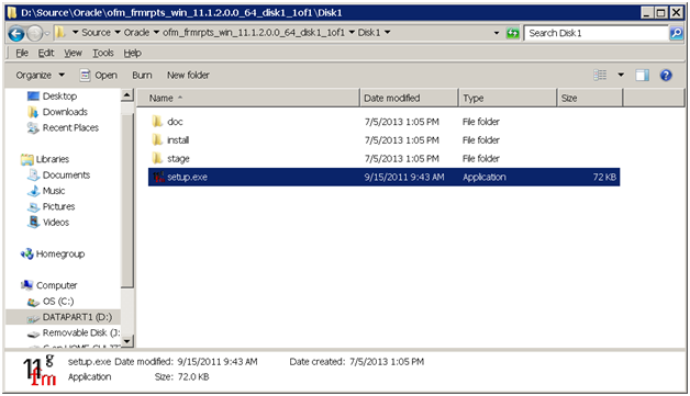 Installing oracle forms and reports 12c r2 on windows 10 64 bit.