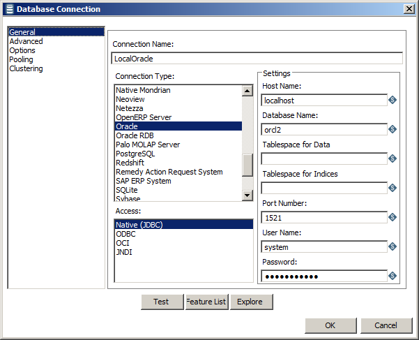 Installing Pentaho Community Edition Business Analytics