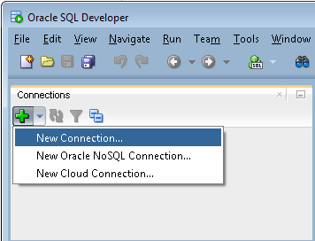 Getting Started with Oracle SQL Developer – Page 2