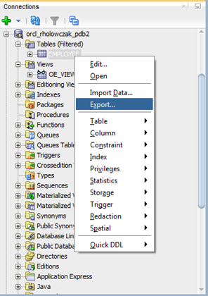 Getting Started with Oracle SQL Developer – Page 4
