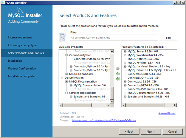 Installing and Working with MySQL 5 on Windows 7 – Page 3