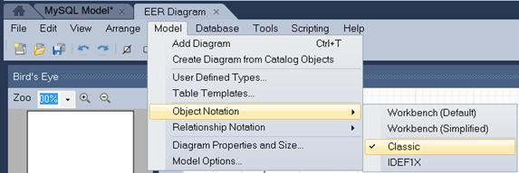 Reverse Engineering A Mysql Database Using Mysql Workbench