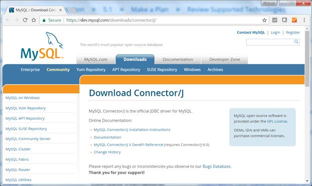 Installing MySQL JDBC Drivers in Pentaho Data Integration and BA