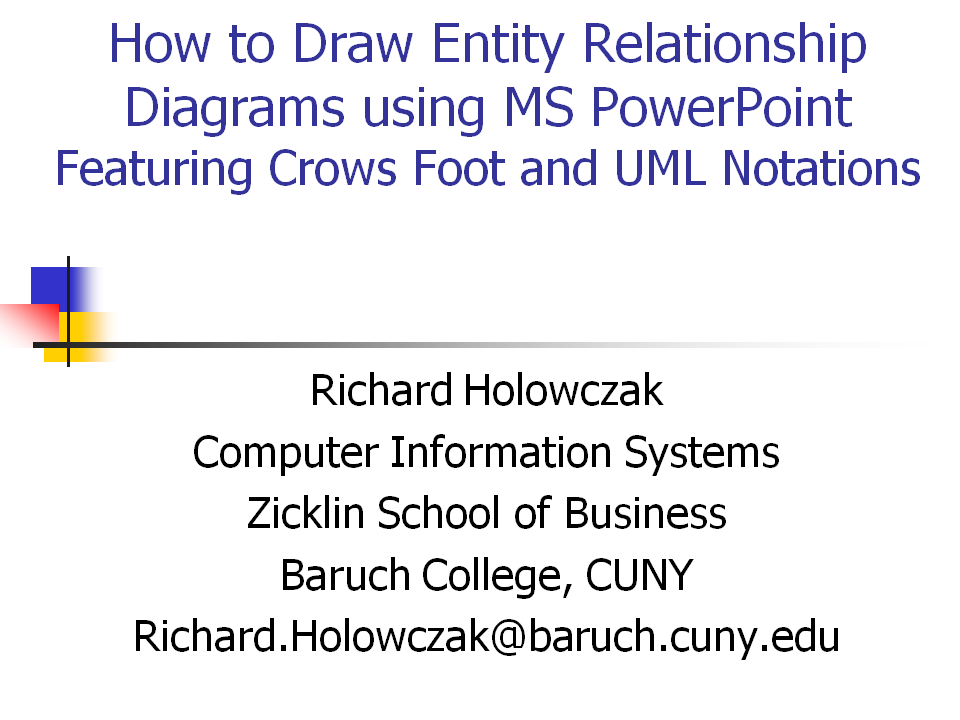 drawing entity relationship diagrams using powerpoint tutorialdrawing e r diagrams   crow    s foot notation using microsoft visio tutorial