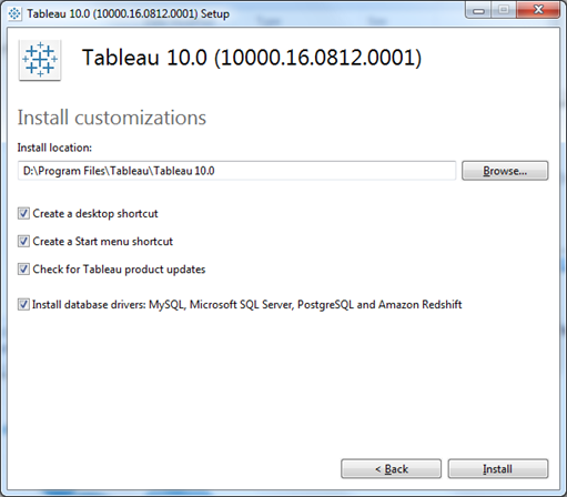 Downloading and Installing Tableau 10 – Page 2 – Holowczak
