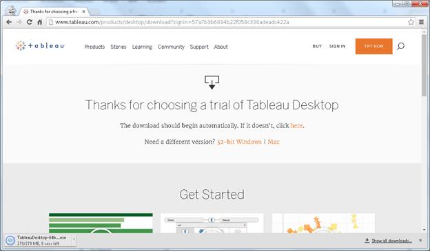 Downloading and Installing Tableau 10 – Holowczak com Tutorials