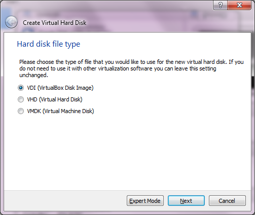 Creating a Windows 10 Virtual Machine using Oracle