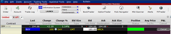 Programming Interactive Brokers Socket Client API using C# / Console