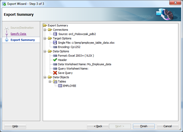 Getting Started with Oracle SQL Developer | Holowczak com Tutorials