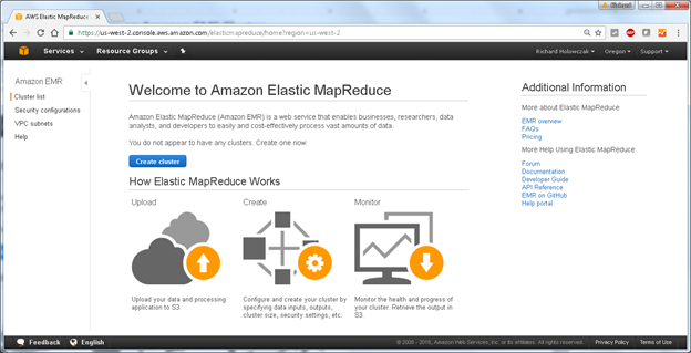 Getting Started with HIVE on Amazon Elastic Map Reduce (EMR