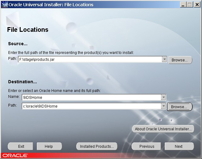 Installing Oracle 9i Developer Suite 2 0 on Windows | Holowczak com
