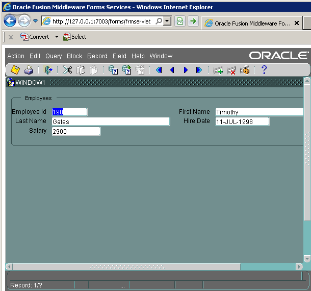 Oracle 9i 10g And 11g